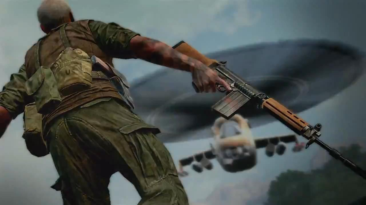 Call of Duty: Black Ops II Launch Trailer screenshot 11