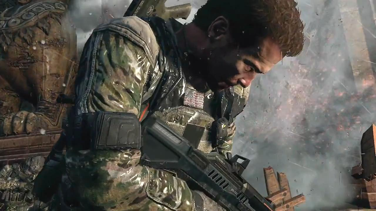 Call of Duty: Black Ops II Launch Trailer screenshot 14