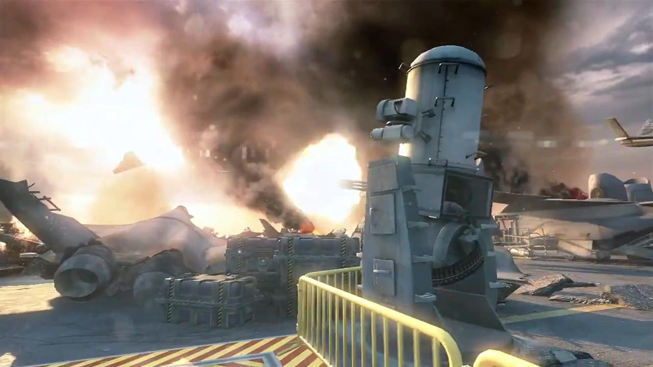 Call of Duty: Black Ops II Launch Trailer screenshot 3