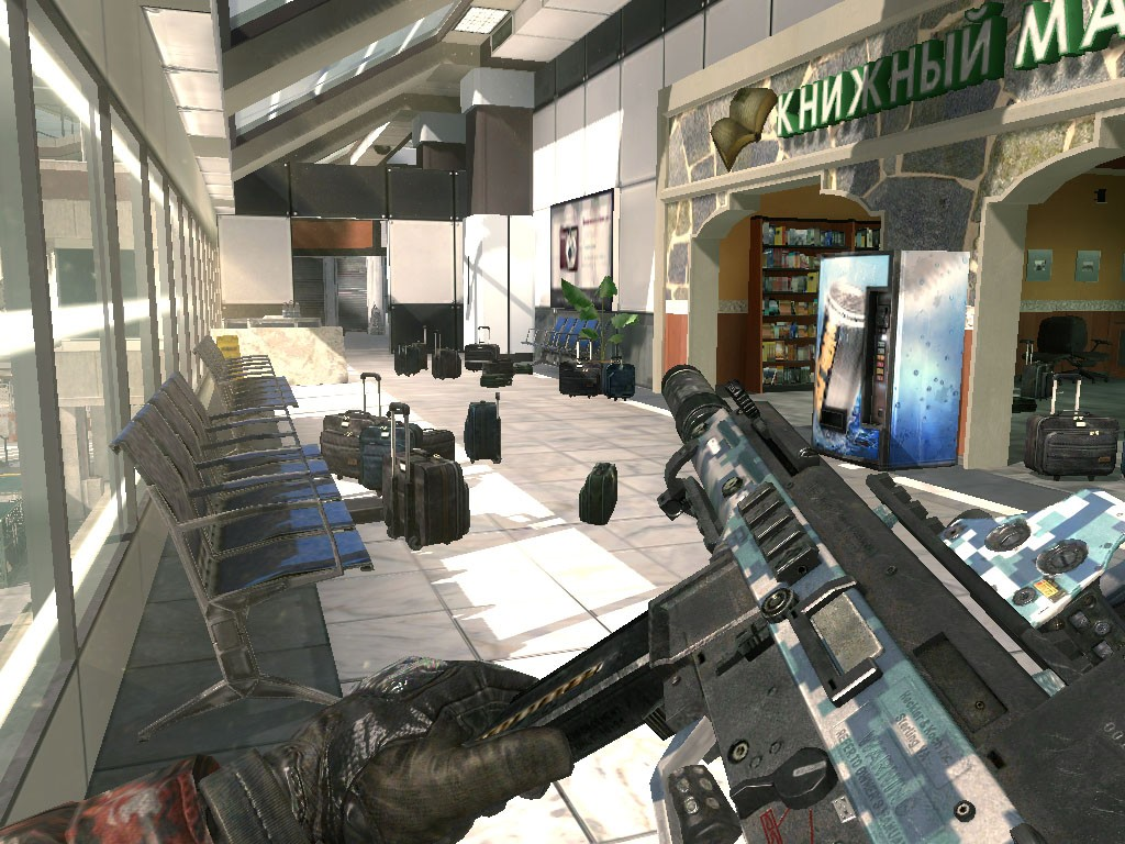 Call of Duty: Modern Warfare 2 Skin - Digital Only (Camo Pack) screenshot 1