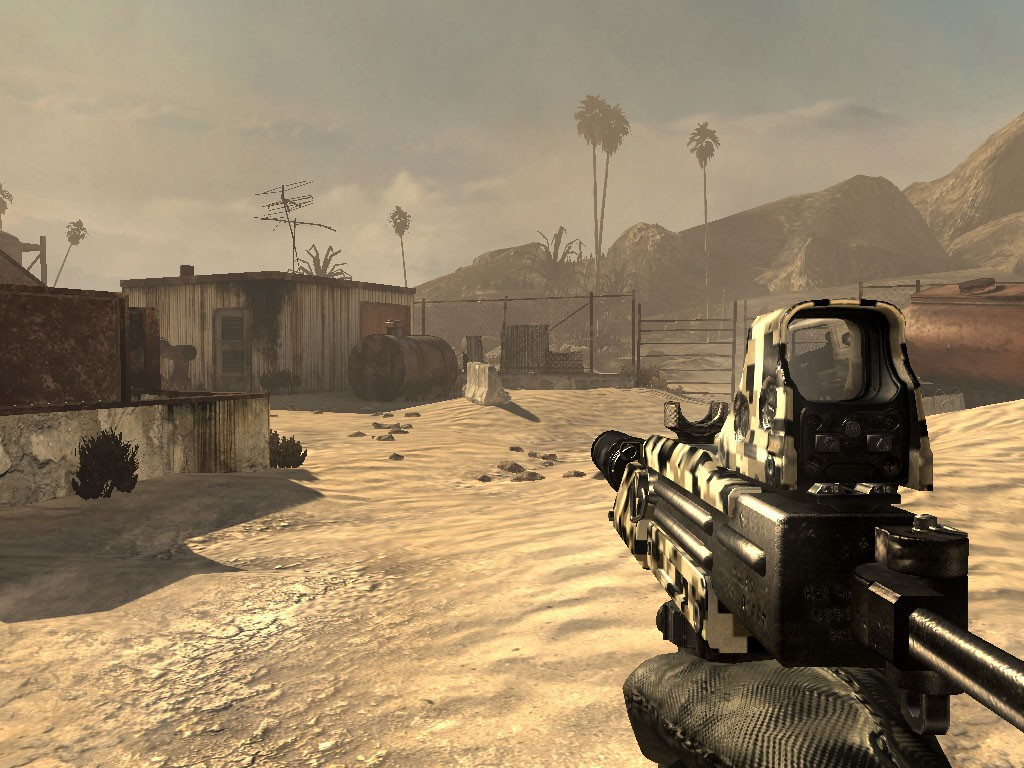 Call of Duty: Modern Warfare 2 Skin - Digital Only (Camo Pack) screenshot 3