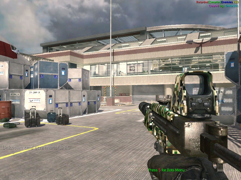 Call of Duty: Modern Warfare 2 Skin - Digital Only (Camo Pack) screenshot 5