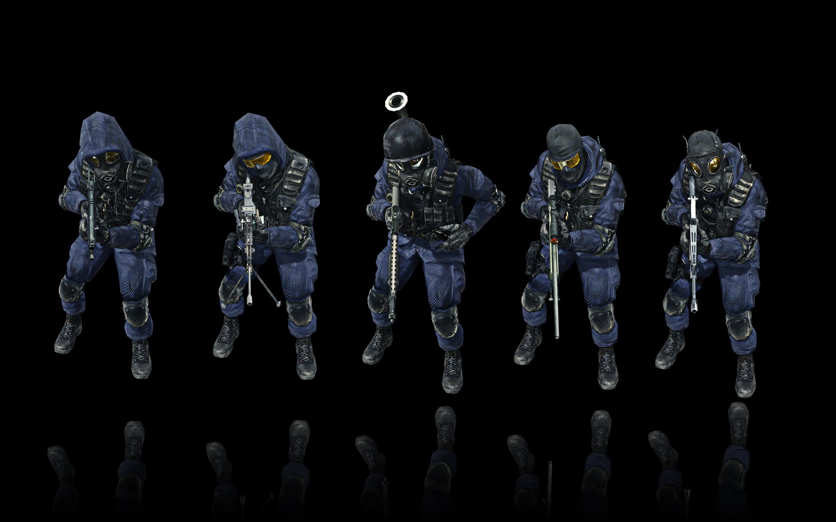 Call Of Duty Modern Warfare Skin GIGN