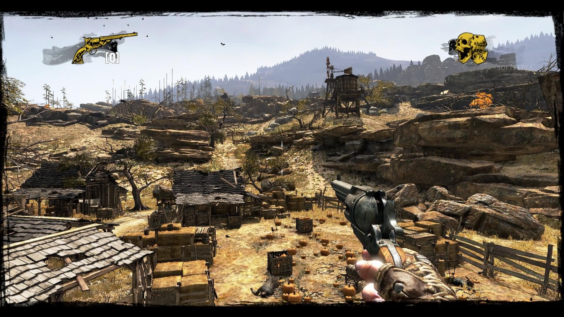 Call of Juarez: Bound in Blood Demo - Free download and ...