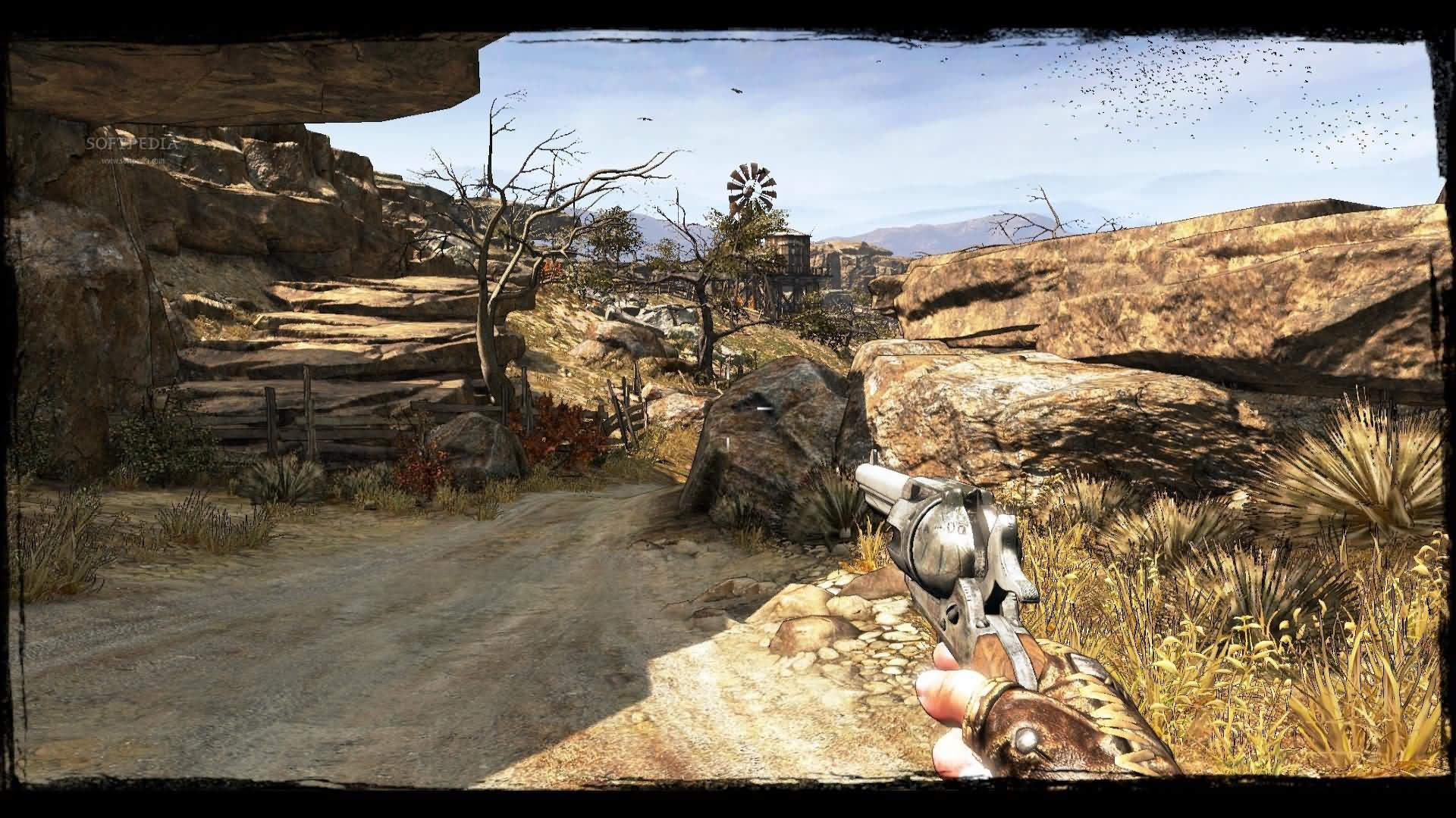 Ubisoft - Call of Juarez Gunslinger