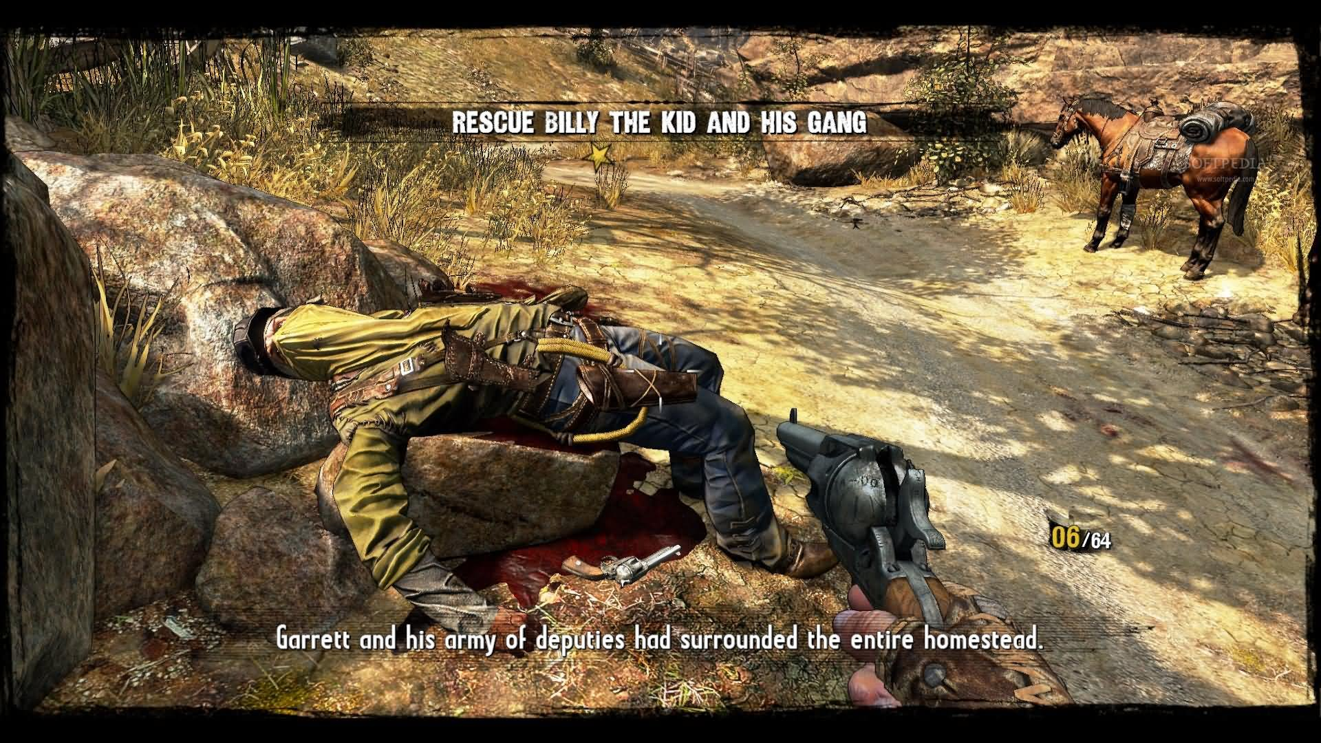 Call of Juarez: Bound in Blood Demo - Free Download