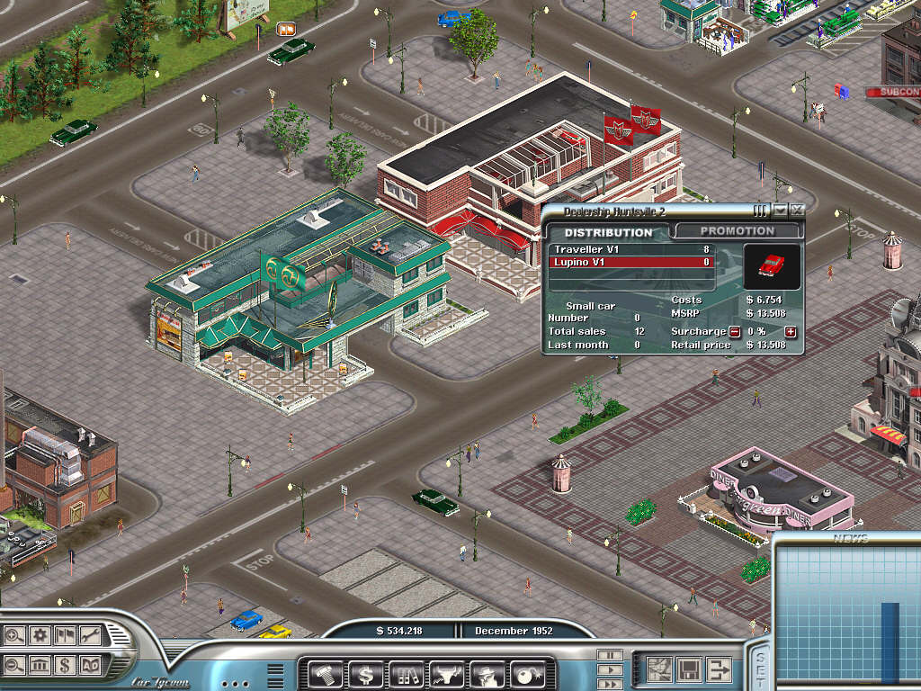 Car Tycoon Patch Download