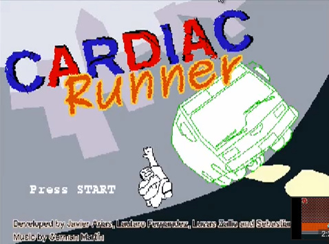 Cardiac Runner screenshot 1