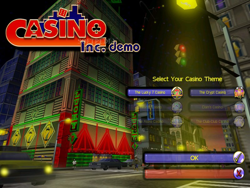 Emerald casino inc pachanga casino directions