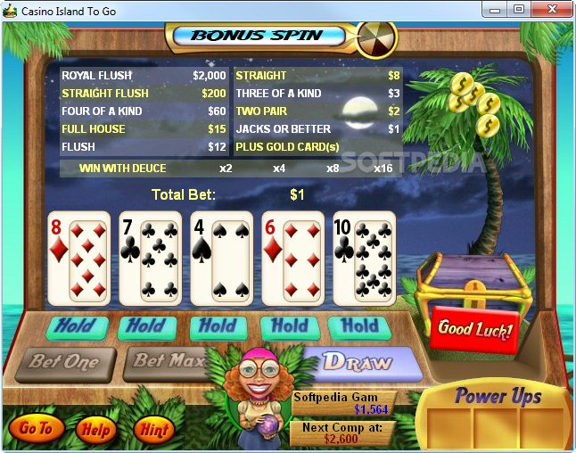 Play casino island to go online color trick casinos use to manipulate gamblers