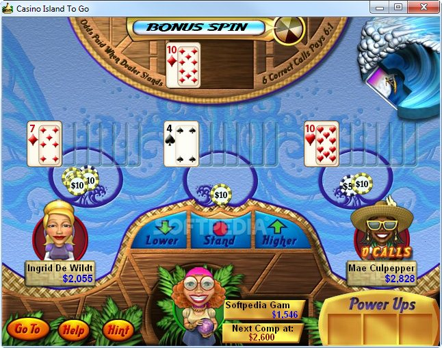 free download casino island to go
