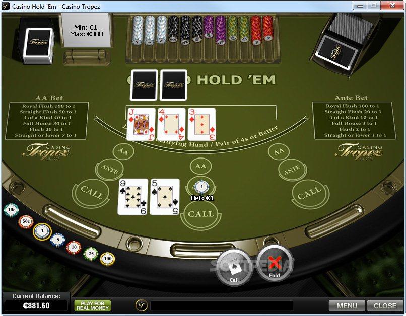 Обзор онлайн-казино - Тропез бонусы и отзывы игроков