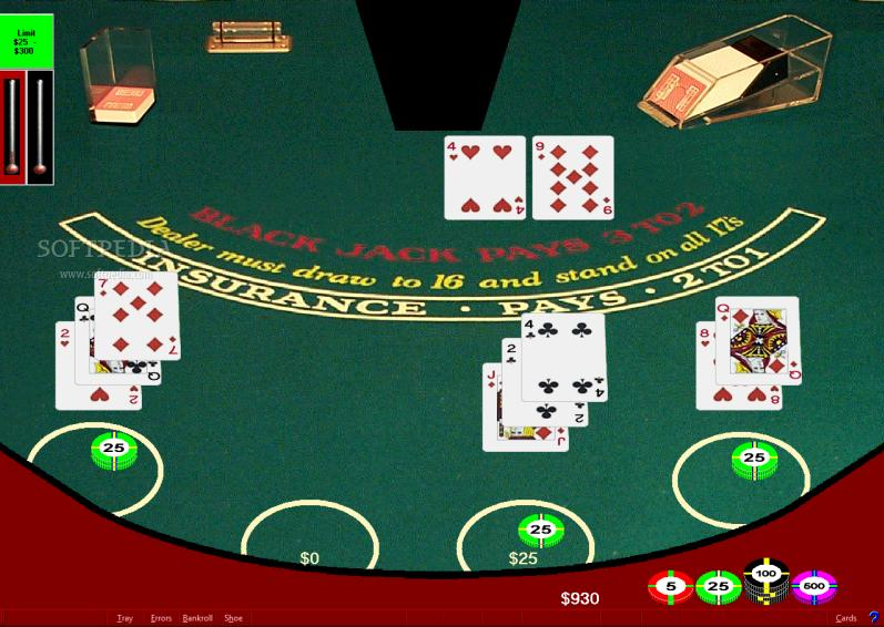 blackjack game free download windows 7