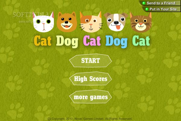 Cat Dog Cat Dog Cat screenshot 1