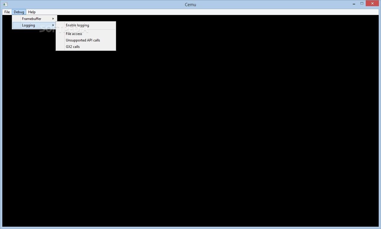 Cemu - Wii U Emulator Download