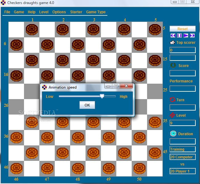 Checkers Draughts Game Download