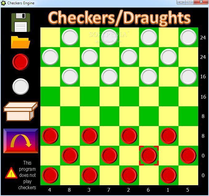 checkers computer