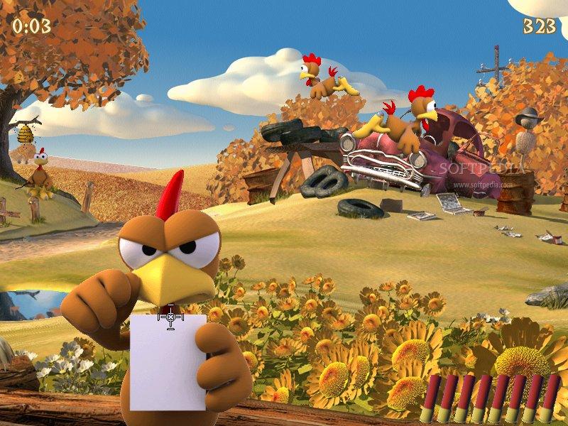 Chicken Hunter Game Free Download Full Version