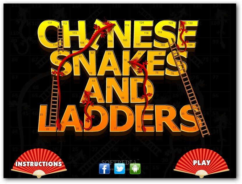 Chinese Snakes and Ladders screenshot 1