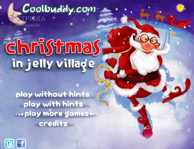 Christmas in Jelly Village screenshot 1