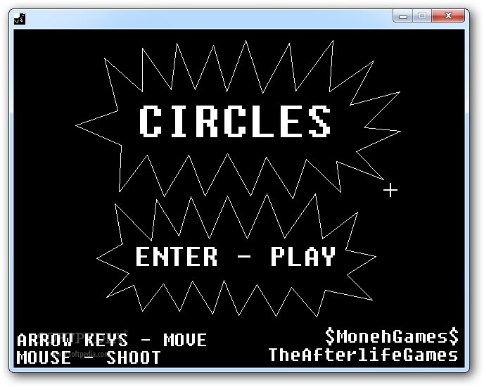 Circles the Arcade Game screenshot 1