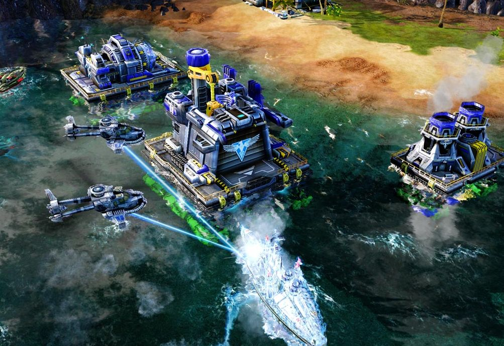 command and conquer red alert 3 download pc