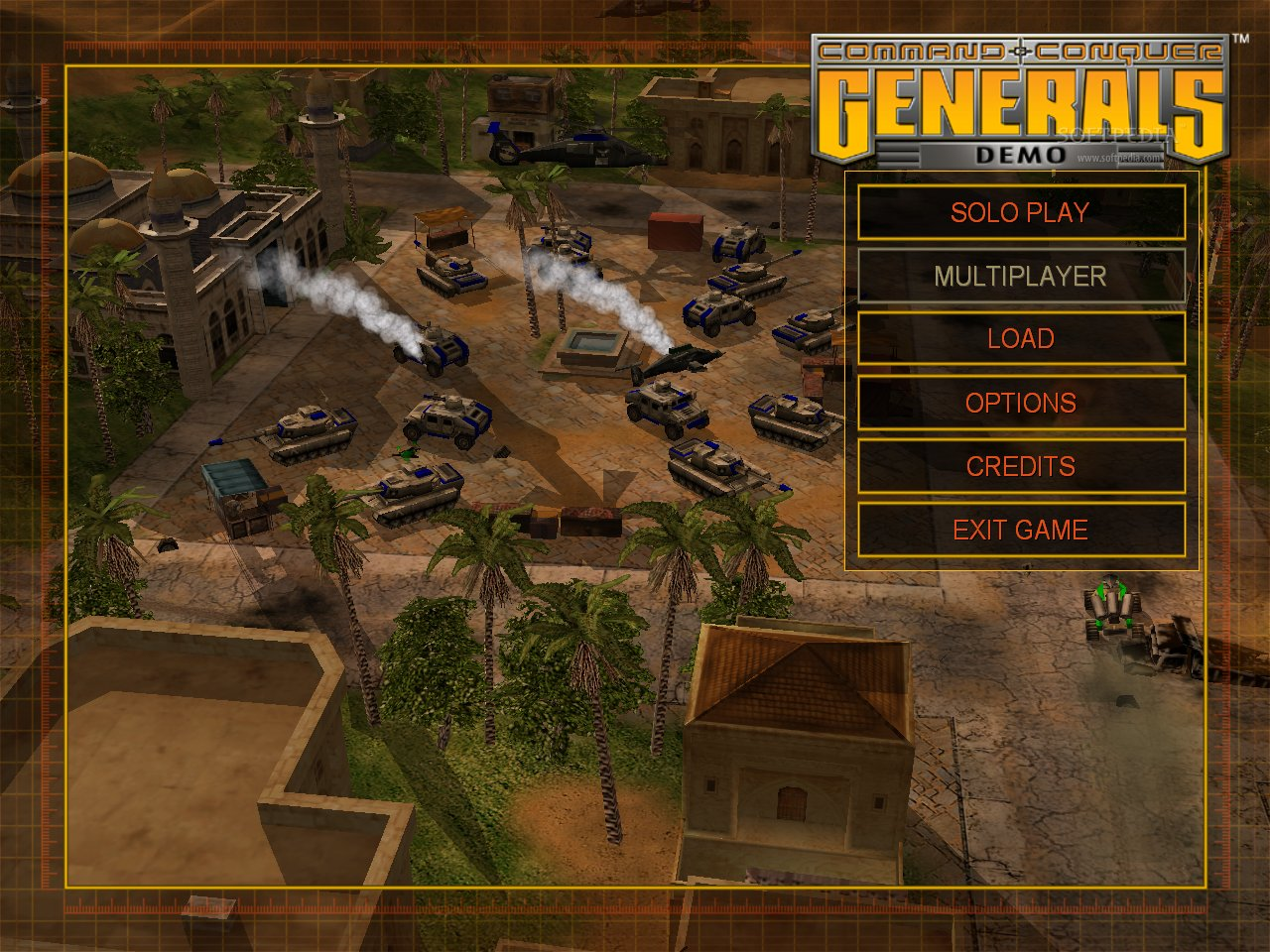 This is the official patch version 1.04 for C&C Generals Zero Hour. .