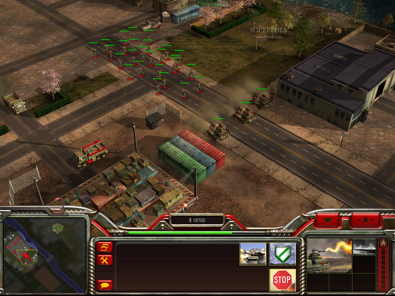 command and conquer generals patch 1 8