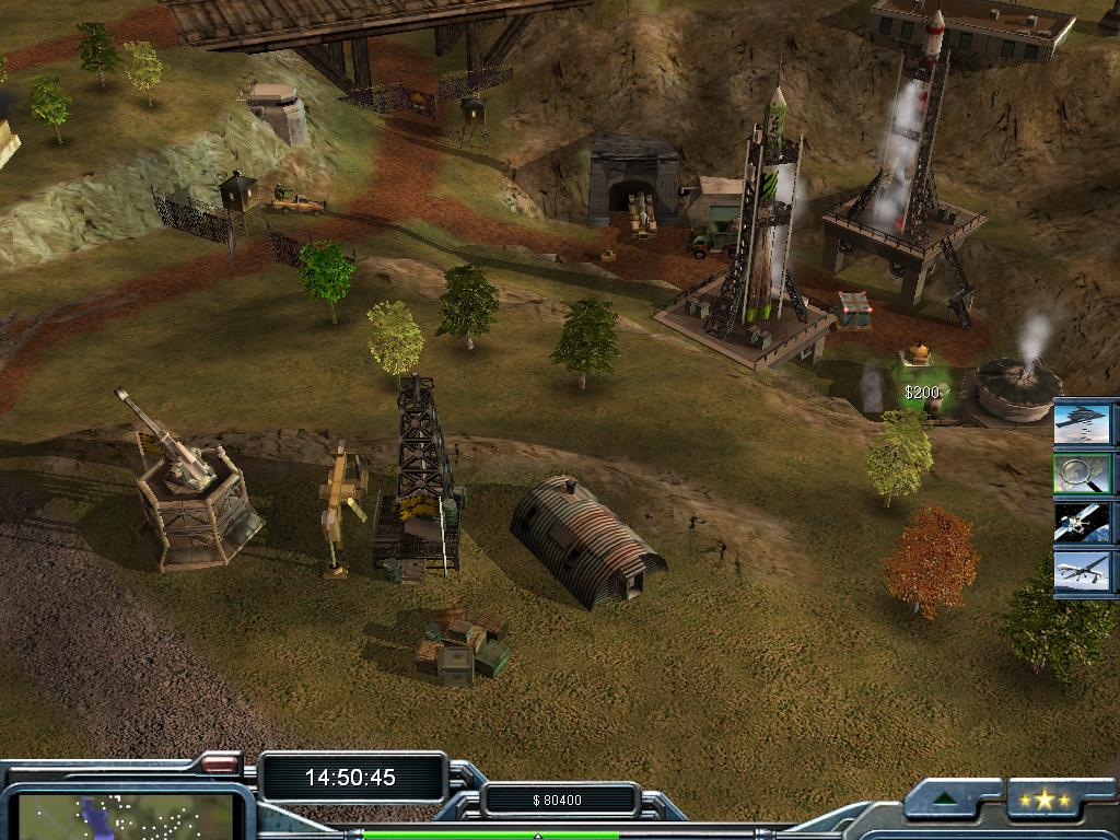 Command And Conquer Generals Maps