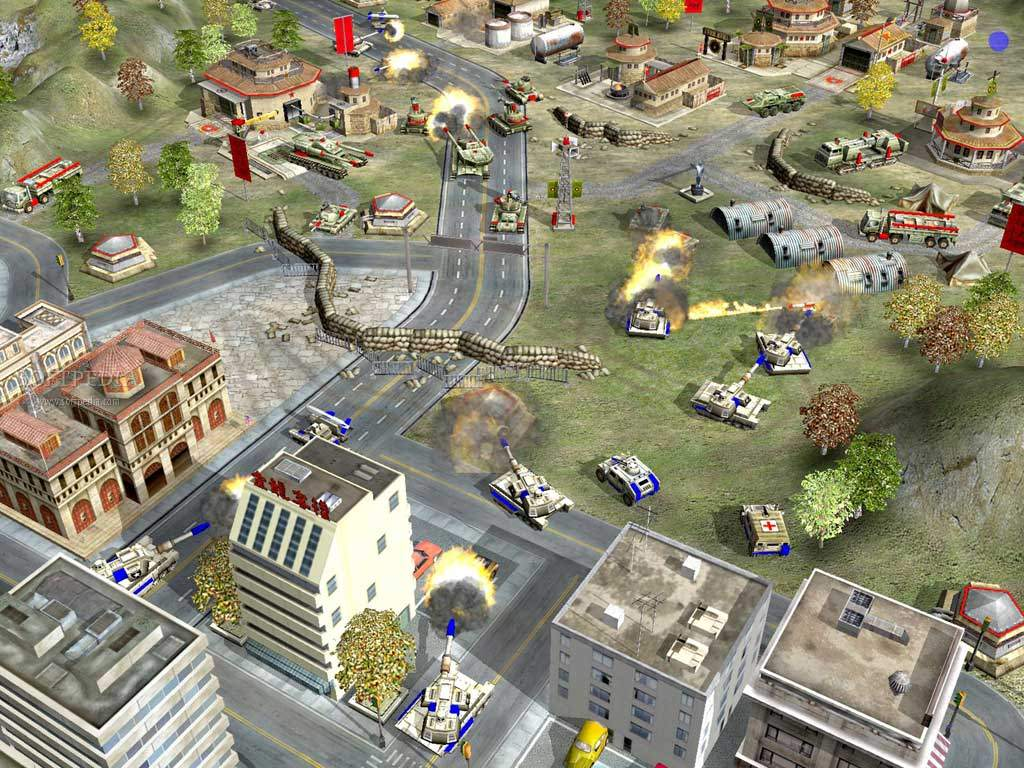 pro7 command and conquer