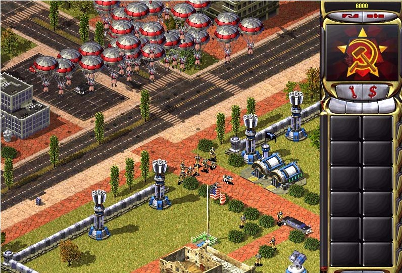 Command And Conquer Red Alert Full Game