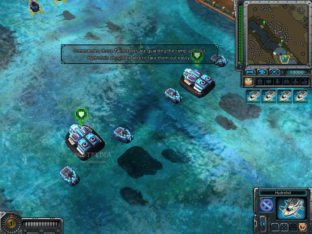 COMMAND & CONQUER RED ALERT 3 ULTIMATE EDITION DEMO AVAILABLE TODAY