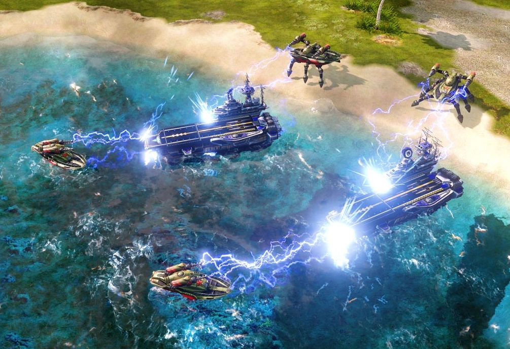 Command and conquer the first decade fix