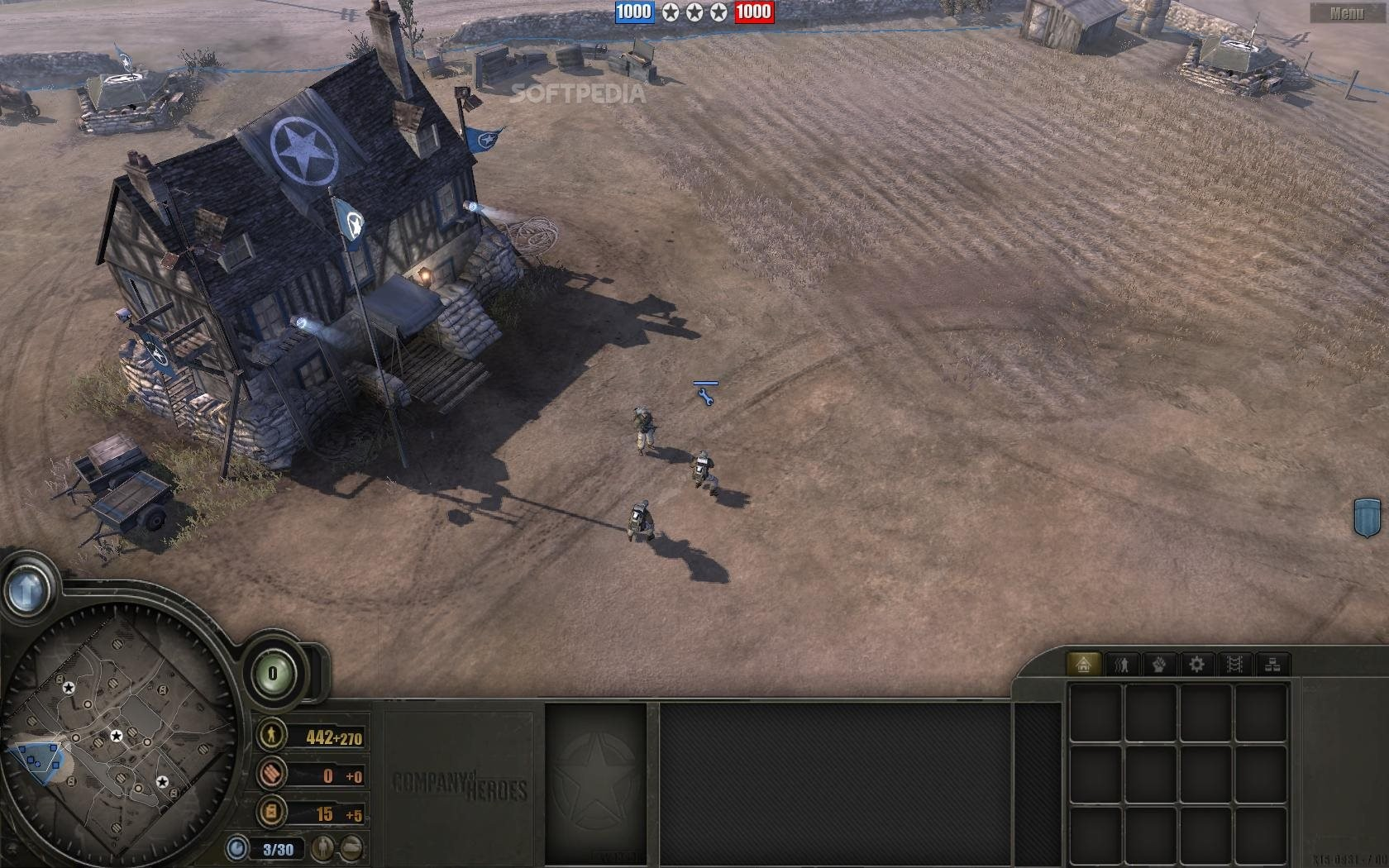 Company of Heroes - Free Maps and Mods! - GameMaps
