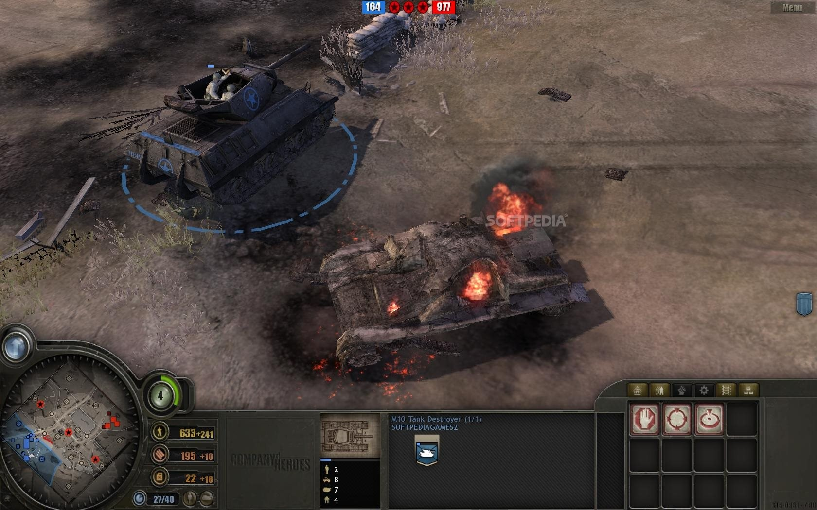 Demos: PC: Company of Heroes Single Player Demo | …