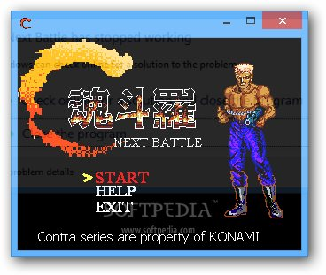 Contra Next Battle screenshot 1