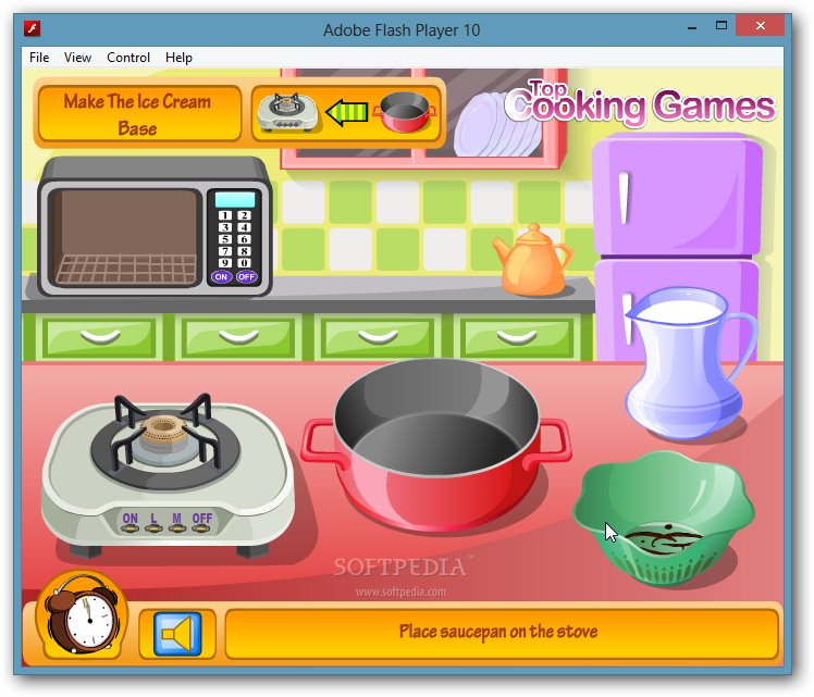 Ice cream cooking games play