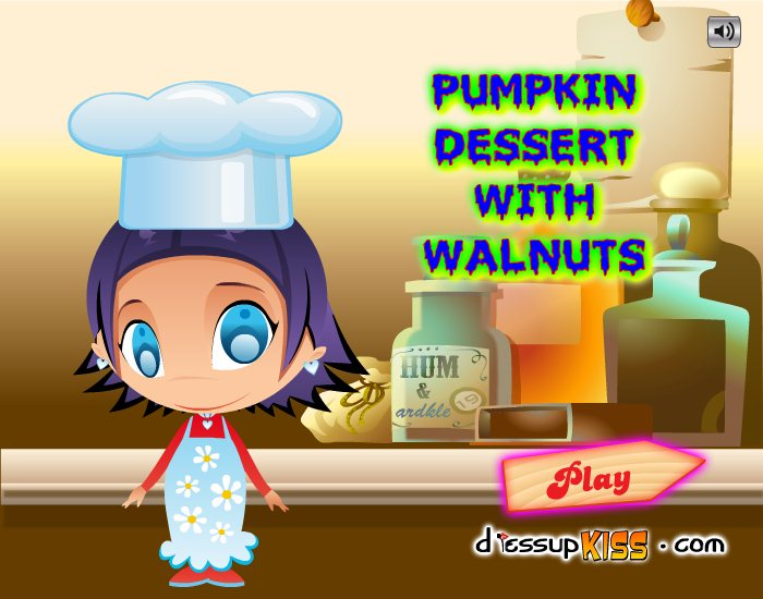 Cooking Pumpkin Dessert screenshot 1