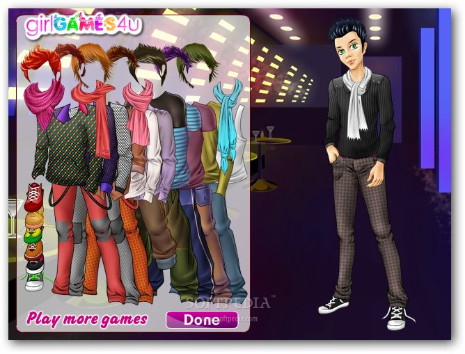 Dress up games for free celebrities pictures