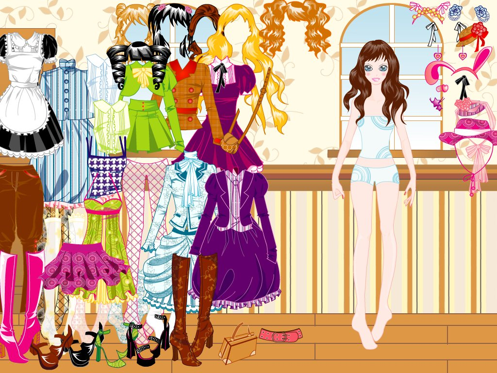 Costuming Dress Up screenshot 1