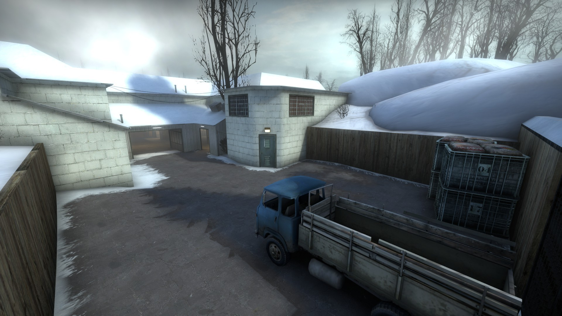 Counter-Strike: Global Offensive Map - de_frost_csgo_final1 screenshot 1