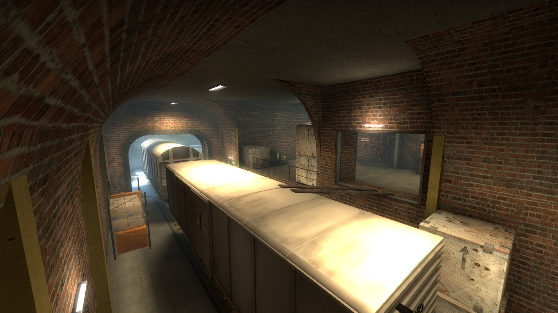Counter-Strike: Global Offensive Map - de_frost_csgo_final1 screenshot 3