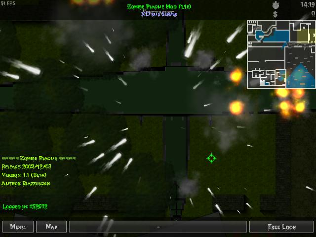 Counter-Strike 2D Map - Swamp Fever screenshot 1