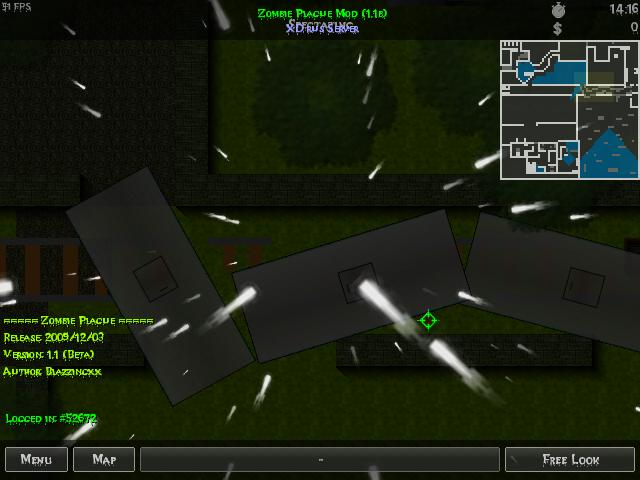 Counter-Strike 2D Map - Swamp Fever screenshot 3