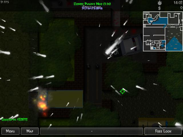 Counter-Strike 2D Map - Swamp Fever screenshot 4