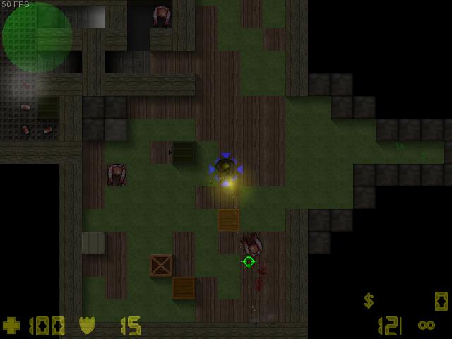 Counter-Strike 2D Map - adventure_afterlife screenshot 4