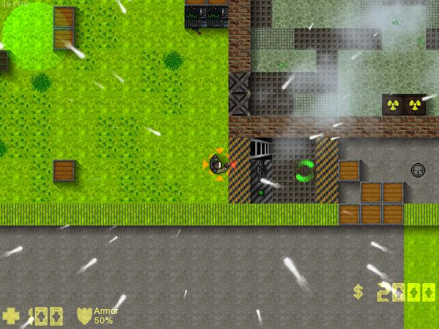 Counter-Strike 2D Map - es_FBI screenshot 1