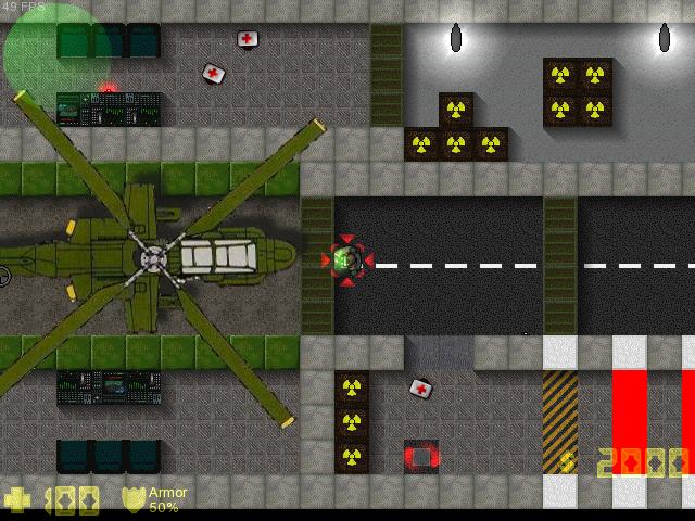 Counter-Strike 2D Map - es_FBI screenshot 5