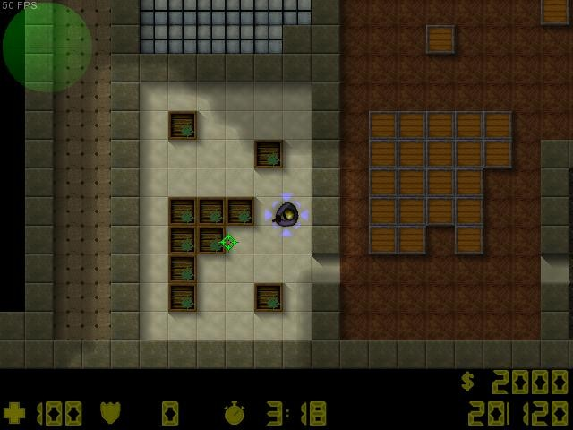 Counter-Strike 2D Map - fy_moldova_b1 screenshot 3