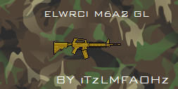 Counter-Strike 2D Skin - ELWRCI M6A2 GL screenshot 1